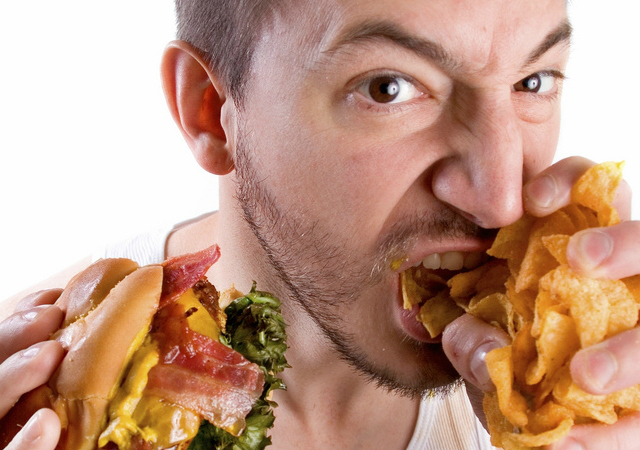 unhealthy eating habits cure