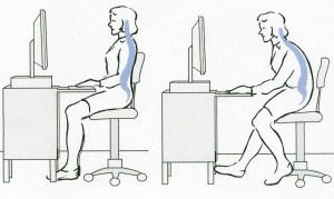 posture and anxiety