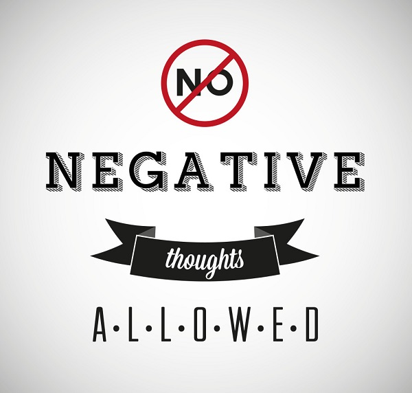 Negative thoughts help