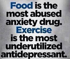 mental health and exercising