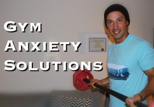 gym anxiety and heart palpitations