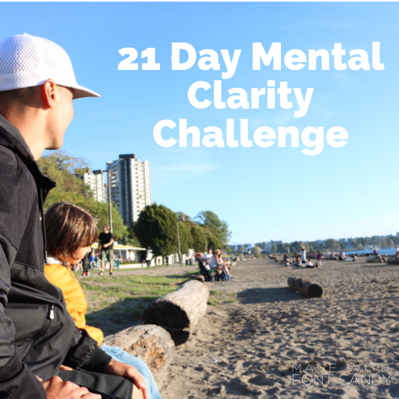 best 21 day mental health challenge