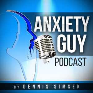 anxiety causing depression podcast