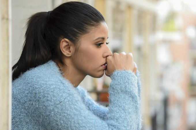 why anxiety happens in women more than men
