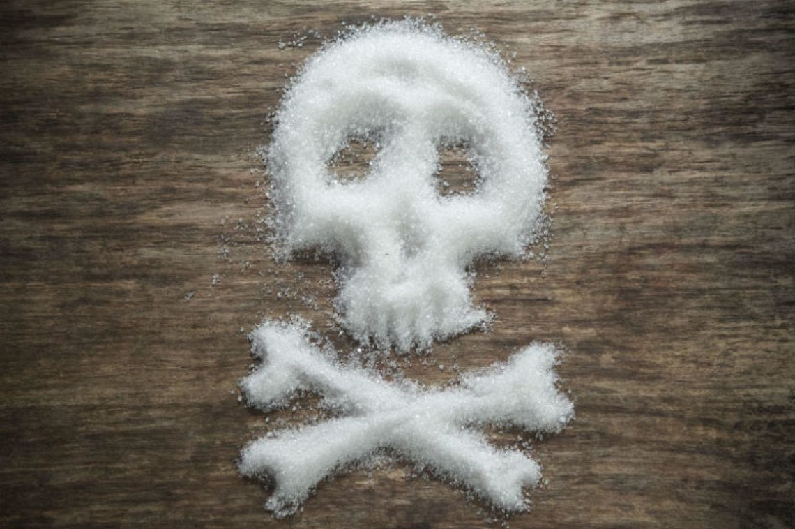 affects of sugar on anxiety recovery