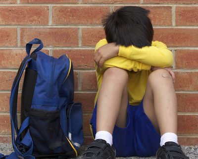 school bullying anxiety in kids