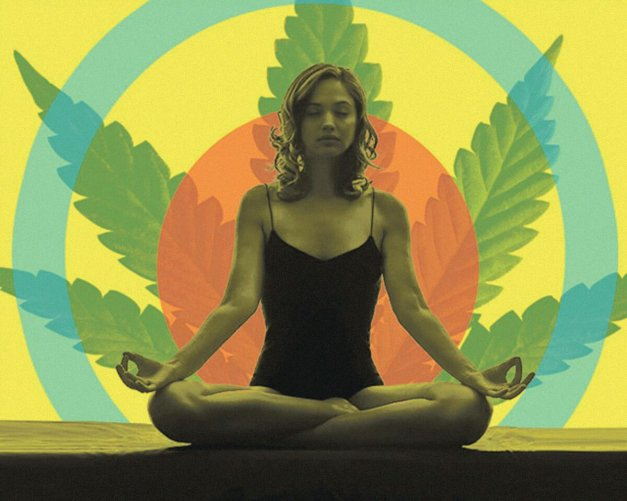 marijuana and meditation for anxiety