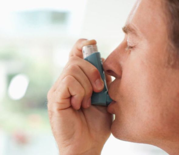 asthma developing into anxiety and depression