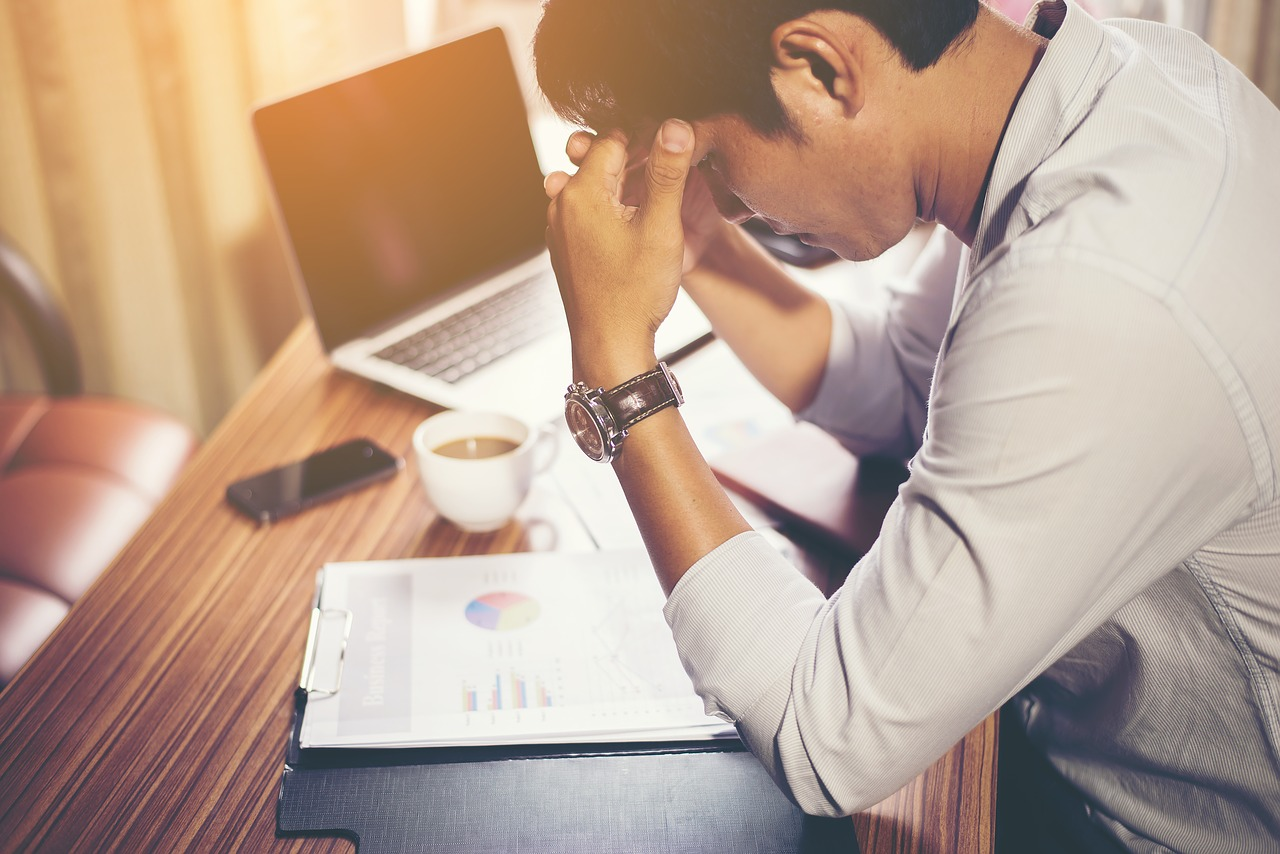 anxiety in the workplace