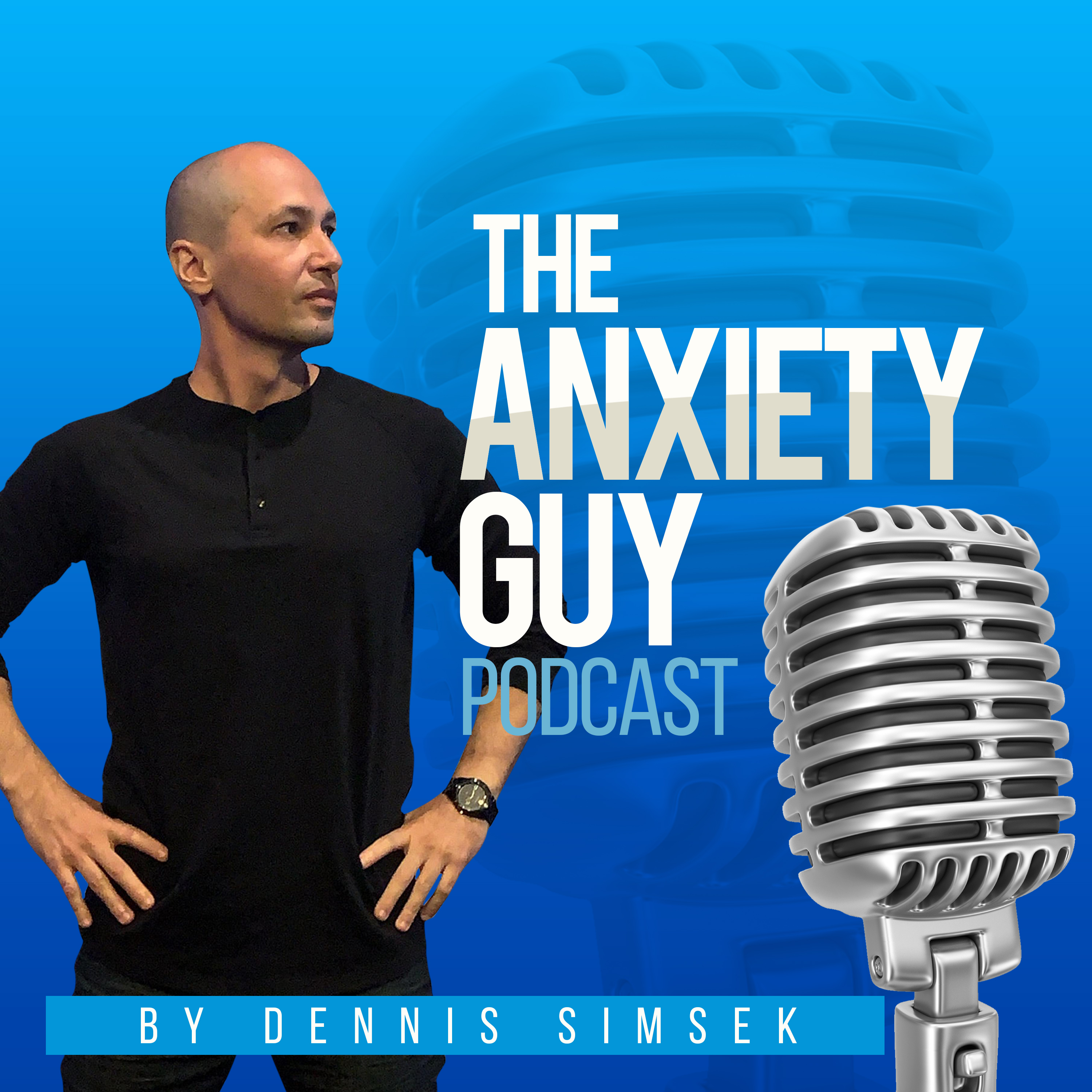 a podcast dedicated to finding the answers to healing anxiety