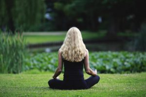 for health anxiety meditation