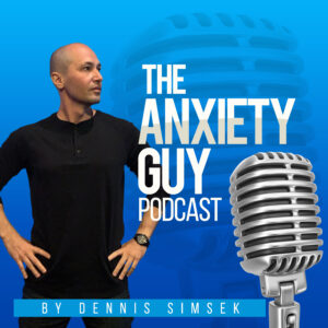 move away from anxiety