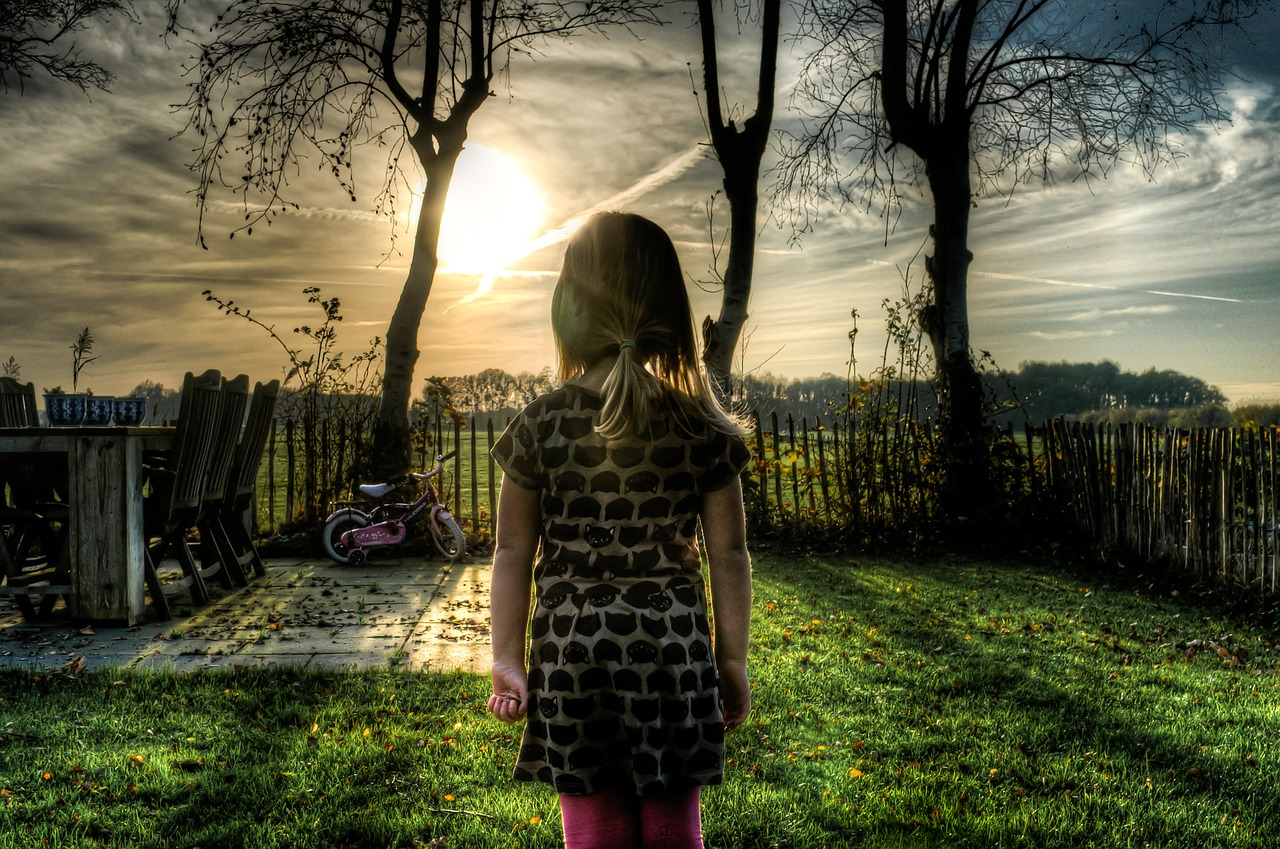 how childhood trauma turns into an anxiety disorder