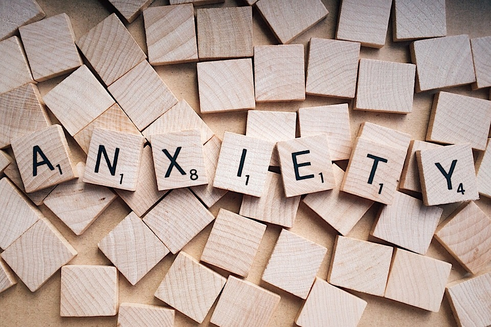 different types of anxiety disorders